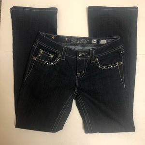 Miss Me Easy Boot Cut Jeans